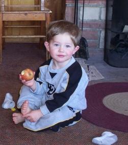 Ben Hatch Age 2