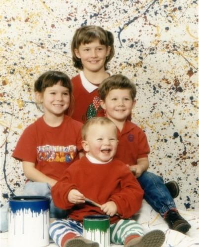 Hatch Kiddos in 1997
