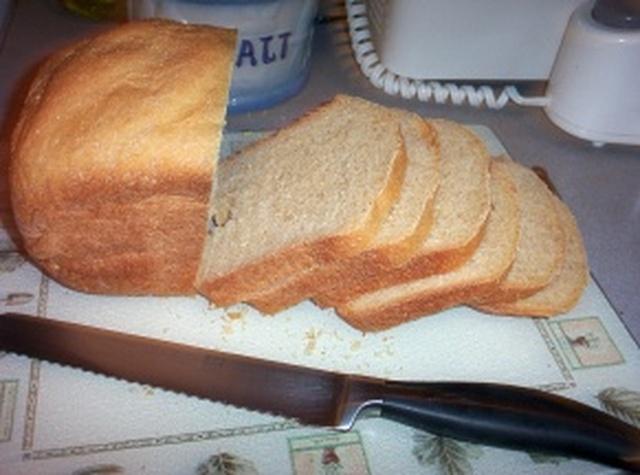 Bread for sidebar