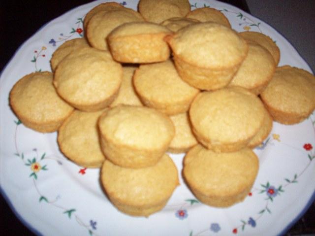 Kamut Mini Muffins