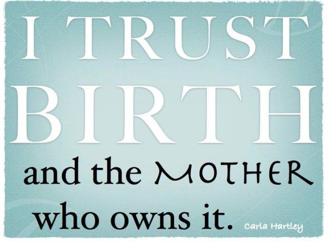 Trust Birth