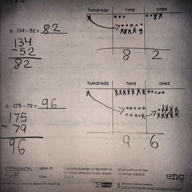 Common Core Math Vs Saxon Math For Grades One Two And Three