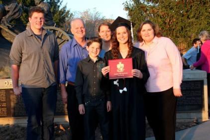 Allison Graduation