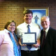 Andrew Graduation from Seminary