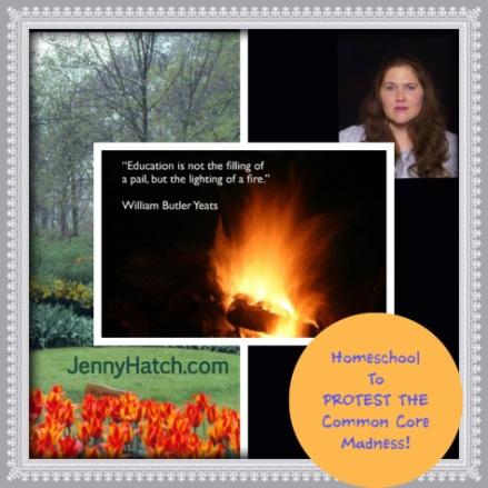 Stop Common Core Meme by Jenny Hatch 2