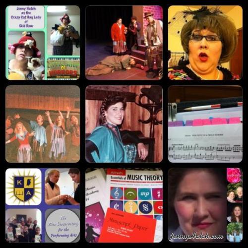Music, Music, Music | Jenny Hatch BLOG