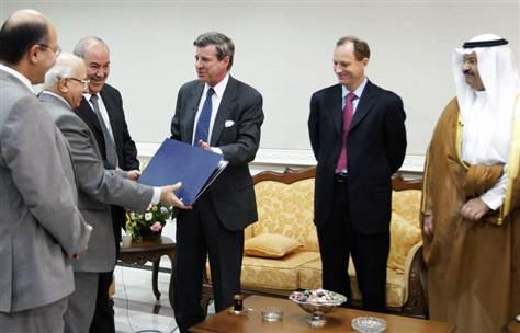Iraq Handover