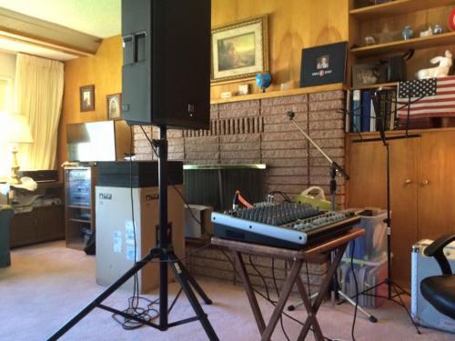 Neil Simon Players Sound System