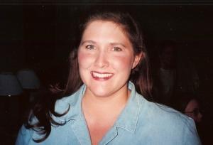 Jenny Hatch in 1999