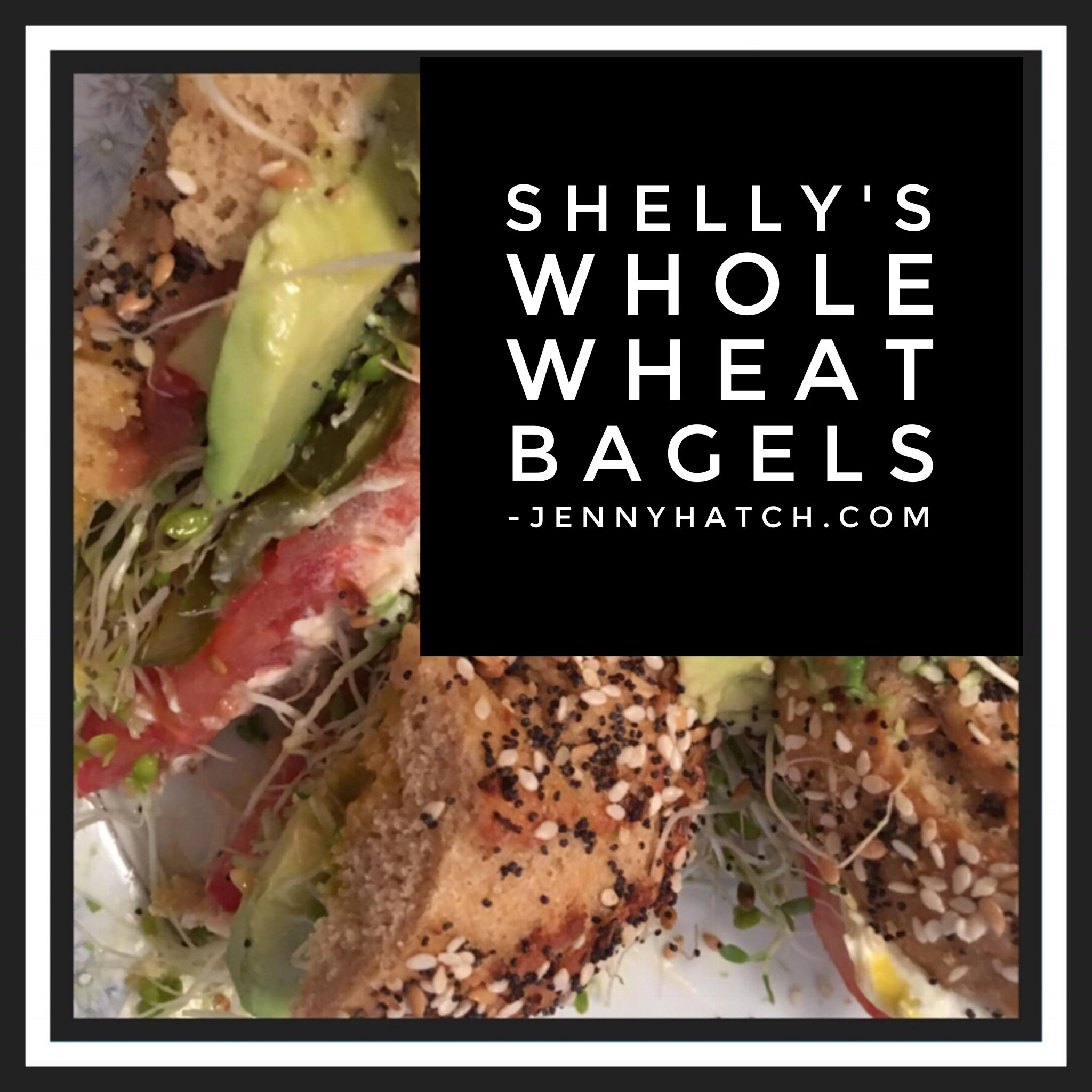 Shelly's Whole Grain Bagels @JennyHatch