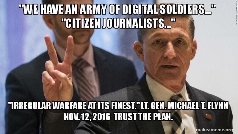 Memos, FISA, Warrants, FRAUD, Deception, and Chicanery @JennyHatch #QAnon