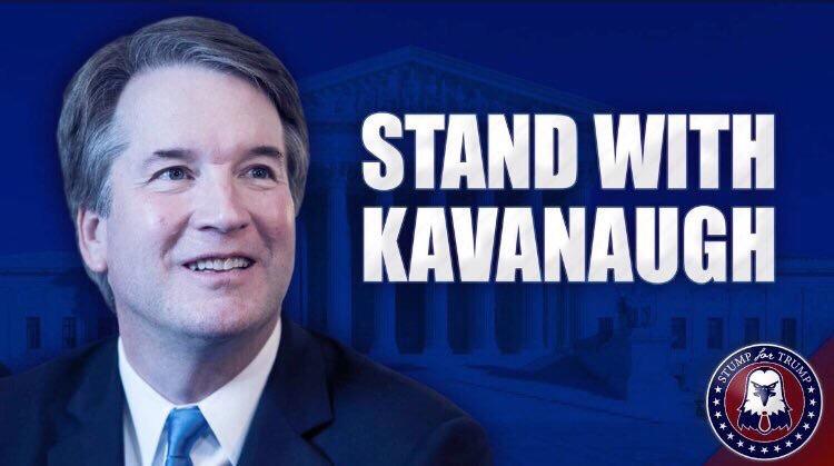 The next justice on the SCOTUS – Brett Kavanaugh @JennyHatch